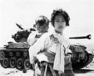 Korean War children